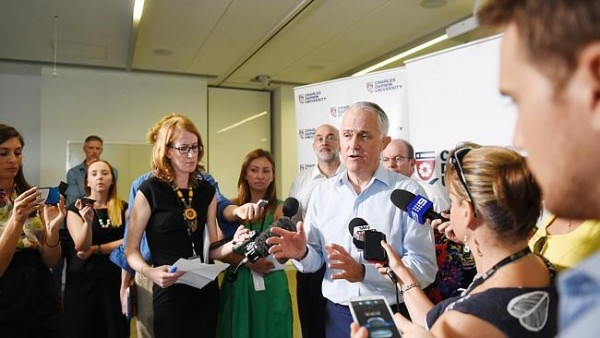 Darwin the nation's most 'exciting' city, says PM
